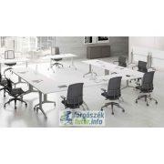 EXTEND 9F fémlábas íróasztalok