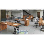 EXTEND 8F fémlábas íróasztalok