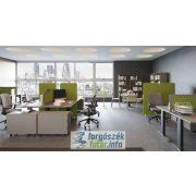 EXTEND 7F fémlábas íróasztalok