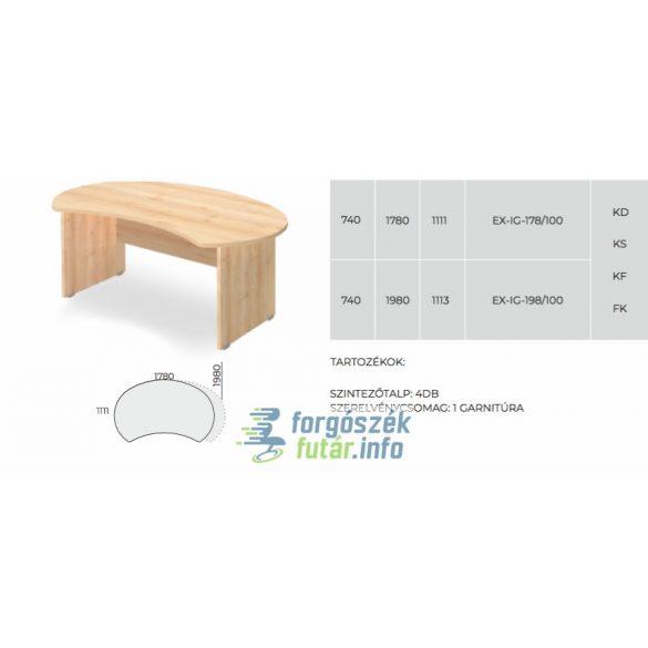 Vezér LL5 vezetői asztal