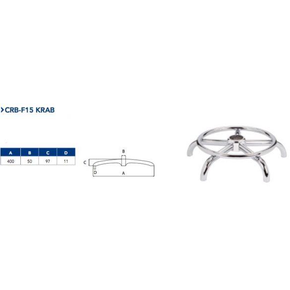 Lábcsillag CRB-F15 KRAB