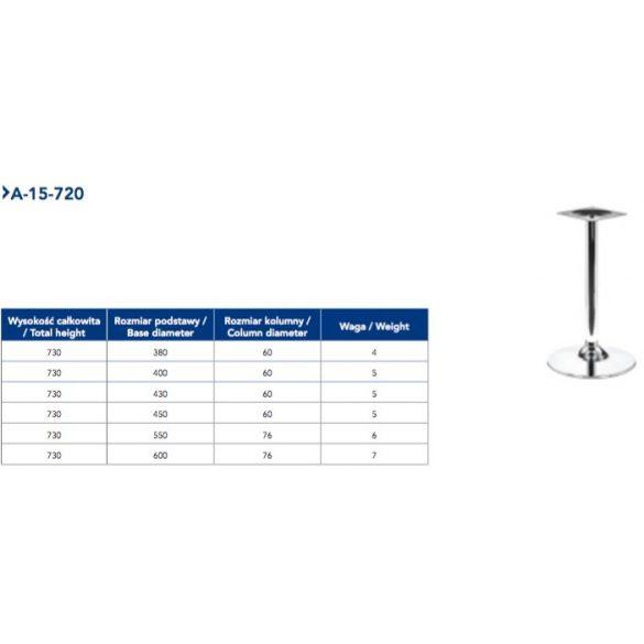 Asztalláb A-15-720